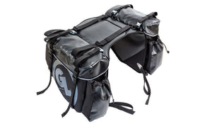 New 2017 Giant Loop Siskiyou Panniers Waterproof Soft Luggage for Motorcycles