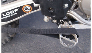 Giant Loop Tow Strap – Rescue Snow Bikes, Dirt Bikes, Dual Sports, Motorcycles, Tow Rope