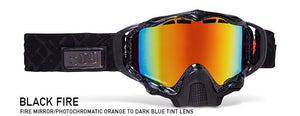 509 Sinister X5 Snowmobile Goggles - Multiple Colors & Styles Available
