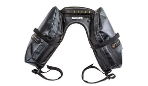 Giant Loop Mojavi Saddlebags - Colors: Black, Orange, Gray, White, Yellow