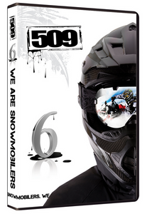 509 Films Volume 6, We are Snowmobilers DVD, Backcountry Snowmobiling, 2011