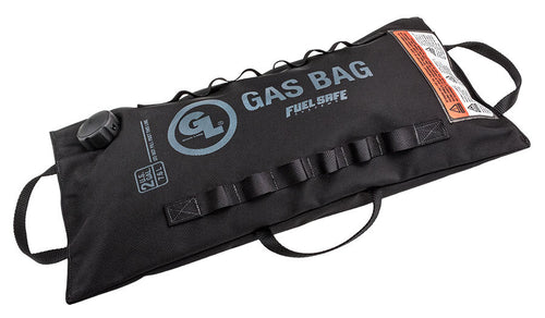 Giant Loop 1, 2, 3, 5 Gallon Gas Bag Fuel Safe Bladder With EZ Pour Spout Kit