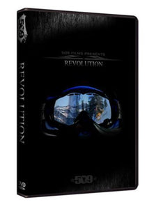 509 Films Revolution DVD, Extreme Back country Snowmobiling Movie, 2009