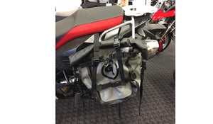 New 2017 Giant Loop MotoTrekk Panniers – Waterproof Motorcycle Luggage