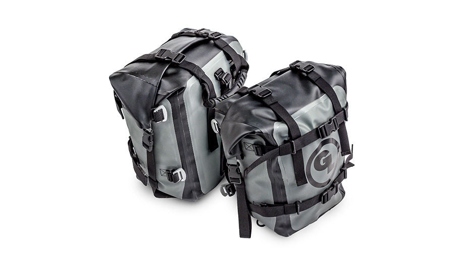 Giant Loop MotoTrekk Panniers – Waterproof Motorcycle Luggage
