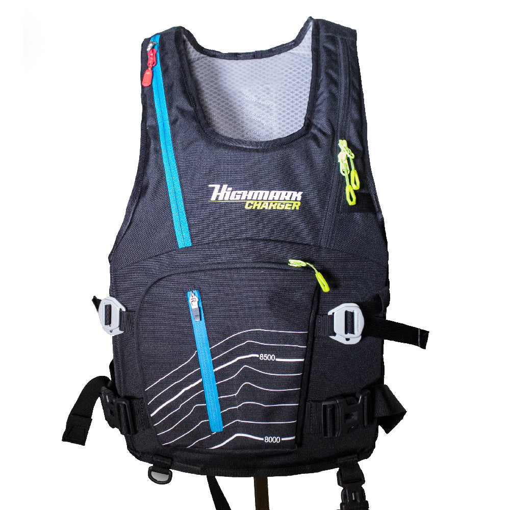 HIGHMARK CHARGER VEST AVALANCHE AIRBAG - LG/XL