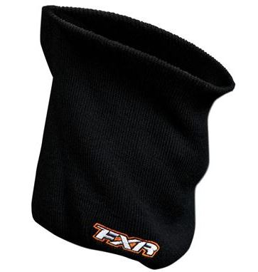FXR Neck Wamer – Black, One Size Fits Most