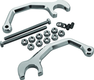 Rox Speed Fx Universal Handguards Mounts For Snomobiling And Snow Biking