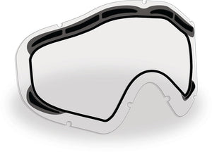 509 Sinister X5 MaxVent Replacement Goggle Lens, Clear Anti-fog Goggle Lenses