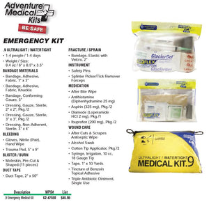 Adventure Medical Kit – Emergency Medical Kit, First Aid Kit
