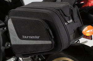 Tourmaster Select Motorcycle Saddlebags Closeup