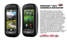 Garmin Montana™ 680T Handheld Navigator - Color Touch Screen Gps