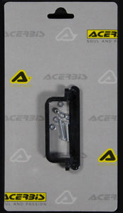 Acerbis Number Plate Guide, Black, Cable Guide, 2500-1205, 2042200001