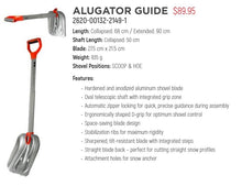Mammut Alugator Guide Snow Shovel