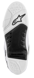 Alpinestar Tech 10 Boots, White, View of Sole