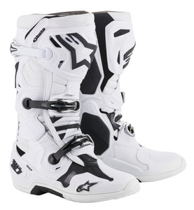 Alpinestar Tech 10 Boots, White