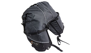 New Giant Loop Great Basin Motorcycle Saddlebag Roll Top System