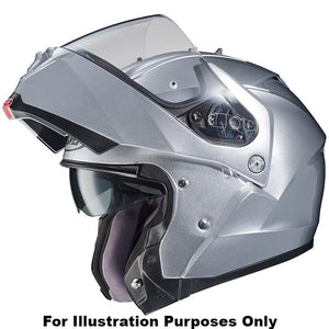 NEW HJC IS-MAX II MODULAR MOTORCYCLE HELMET WITH ANTI FOG SHIELD, BLACK, XXL