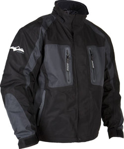HMK Stealth Snowmobile Jacket, Waterproof, Windproof, Mens Black, Small