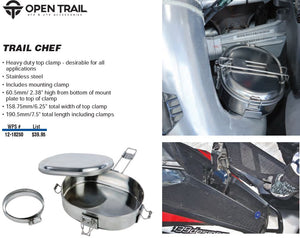 Open Trail - Trail Chef Snowmobile, Motorcycle, UTV Food Warmer