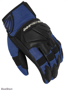 Mens Fieldsheer Sonic Air 2.0 Motorcycle Gloves -  Blue/Black