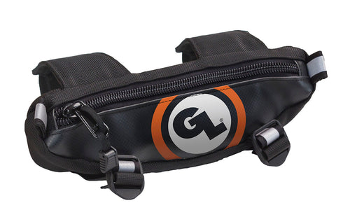 Giant Loop Zigzag Handlebar Bag for Motorcycles, Snow Bikes, Snowmobiles