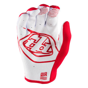 TLD Air Ventilated And Lightweight Gloves, Red, Medium