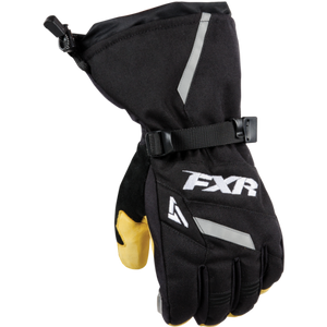 FXR Mens Backshift Snow Biking Gloves