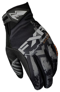 FXR Mountain Elevation Lite Snow Bike and Snowmobile Gloves – Black