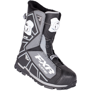 FXR Elevation Lite Dual Zone Boa Snowmobile Boot - Size 11