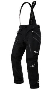 FXR SNO-ADV Snow Bike Pants, Black, XXL