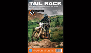 Giant Loop Tail Rack, Rear Fender Rack For Dirt Bikes And Dual Sport Motorcycles