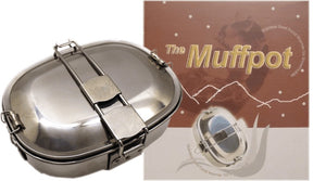 Muffpot - Snowmobile, Motorcycle, UTV Food Warmer