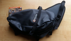 Giant Loop Mojavi Motorcycle Saddlebags - Black