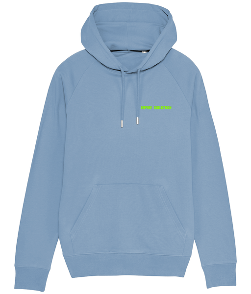EMPIRE Collection - Lime Green Logo Hoodie