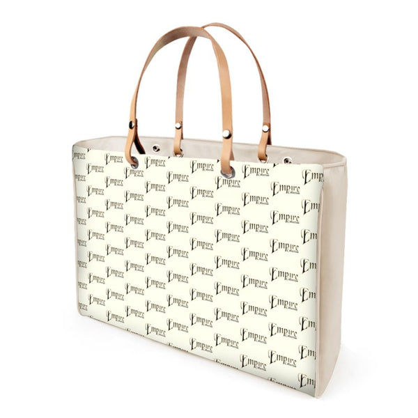 Empire Collection Monogram Handbag