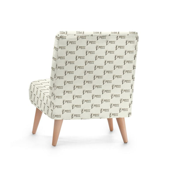 Empire Collection Monogram Occasional Chair