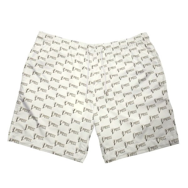 Empire Collection Monogram Shorts