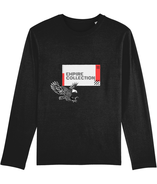 EMPIRE Collection Eagle Box Logo Sweater