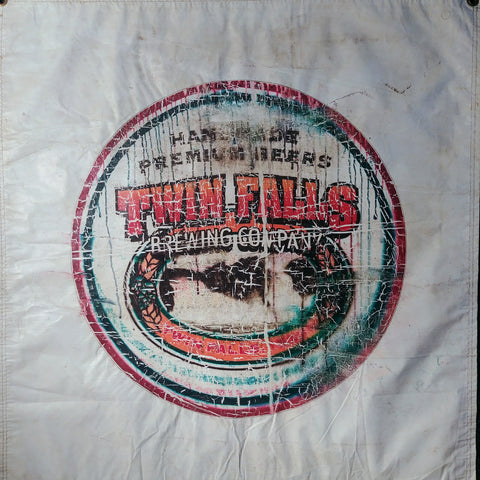 Twin Falls Brewing Co. OBF Vintage Brewers Banner