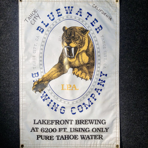 Bluewater Brewing Company OBF Vintage Brewers Banner