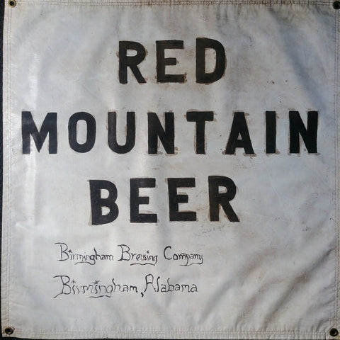 Birmingham Brewing Company OBF Vintage Brewers Banner