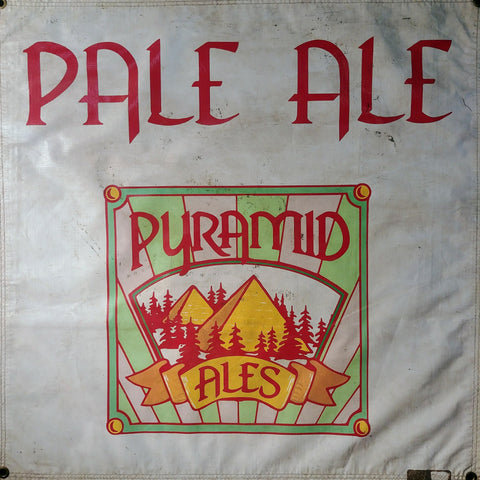 Pyramid Ales OBF Vintage Brewers Banner