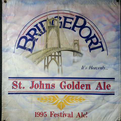 Bridgeport OBF Vintage Brewers Banner