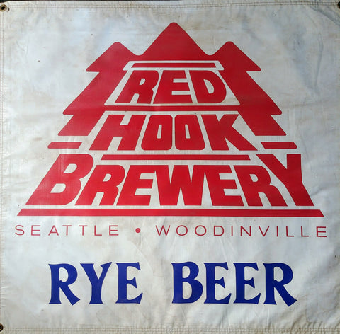 Red Hook Brewery OBF Vintage Brewers Banner