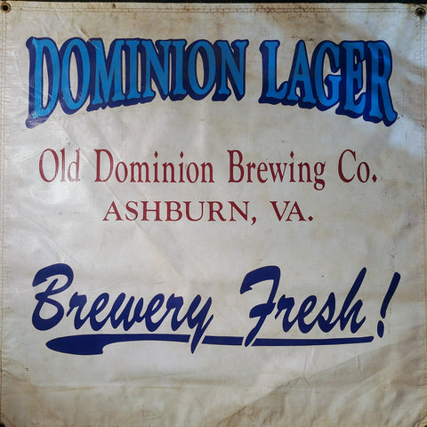 Old Dominion Brewing Co. OBF Vintage Brewers Banner