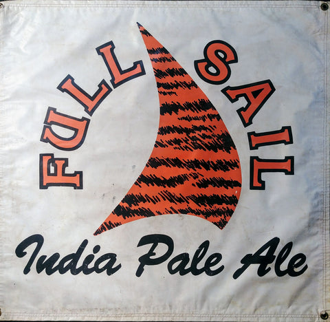 Full Sail OBF Vintage Tent Banner