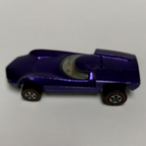 Redline Hot Wheels Turbofire 1969