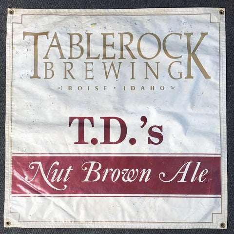 Tablerock Brewing OBF Tent Banner