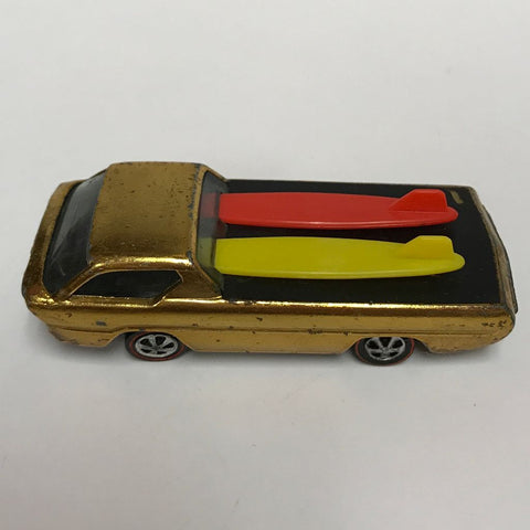 Redline Hot Wheels Deora